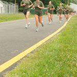 usmc female pft run1 150x150 One Easy Cheat Sheet to See if Youre Physically Ready for OCS
