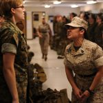 marine ocs female 150x150 USMC Tattoo Policy