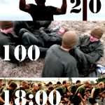 usmc pft scores1 150x150 One Easy Cheat Sheet to See if Youre Physically Ready for OCS