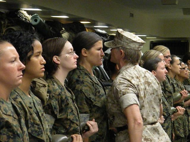 Guest Post: Advice for USMC OCS Female Candidates ...