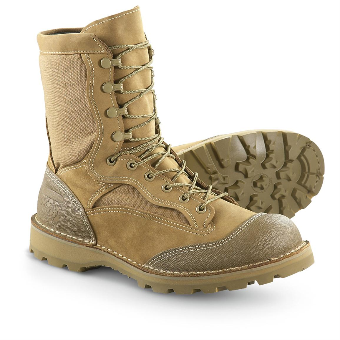 timeless design a7e7f f71bc USMC Boot Review: Bates Boots | Officer Candidates School Blog