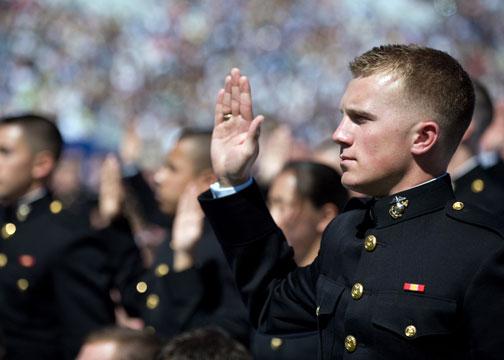 Pay at ocs - Becoming a marine officer ...